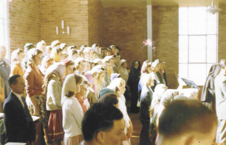 The Opening of St Therese